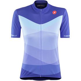 Castelli Tabularasa Maillot de cyclisme Femme, onda blue